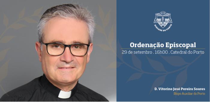 Entrevista D. Vitorino Soares, Bispo Auxiliar do Porto
